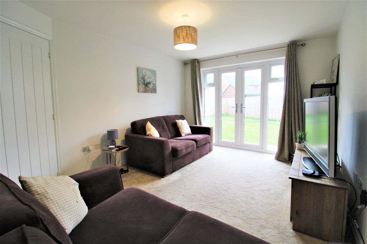 3 Bedroom Detached for sale in Thirsk, Apple Tree Road