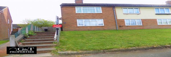 2 Bedroom Flat for sale in Bilston, West Midlands, United Kingdom