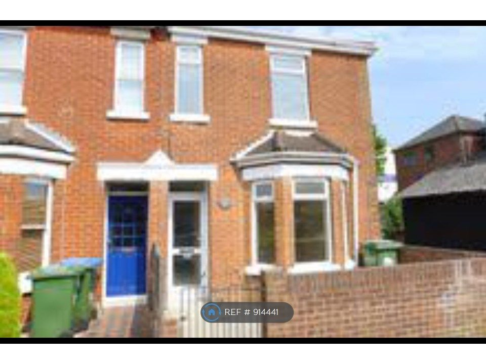 1 Bedroom House to rent in Southampton, Bladon Road