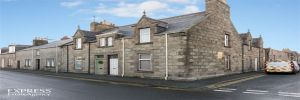 2 Bedroom End of Terrace for sale in Aberdeen, Nelson Street