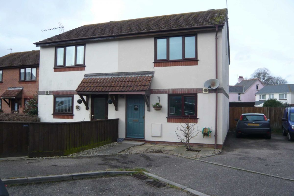 2 Bedroom Semi-Detached for sale in Exmouth, Devon, United Kingdom