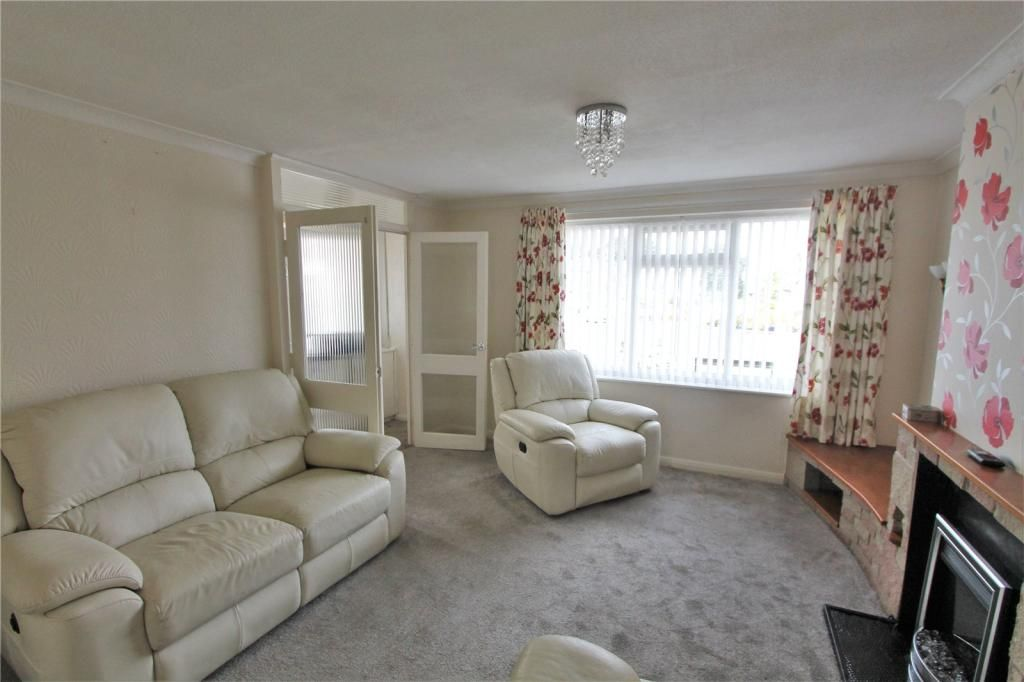 3 Bedroom Semi-Detached for sale in Crewe, Borrowdale Close