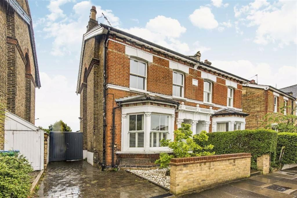 5 Bedroom Detached to rent in Teddington, Church Road
