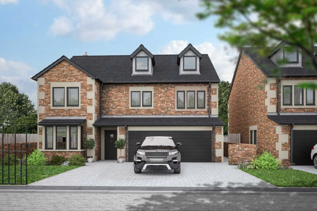 5 Bedroom Detached for sale in Wakefield, West Yorkshire, United Kingdom