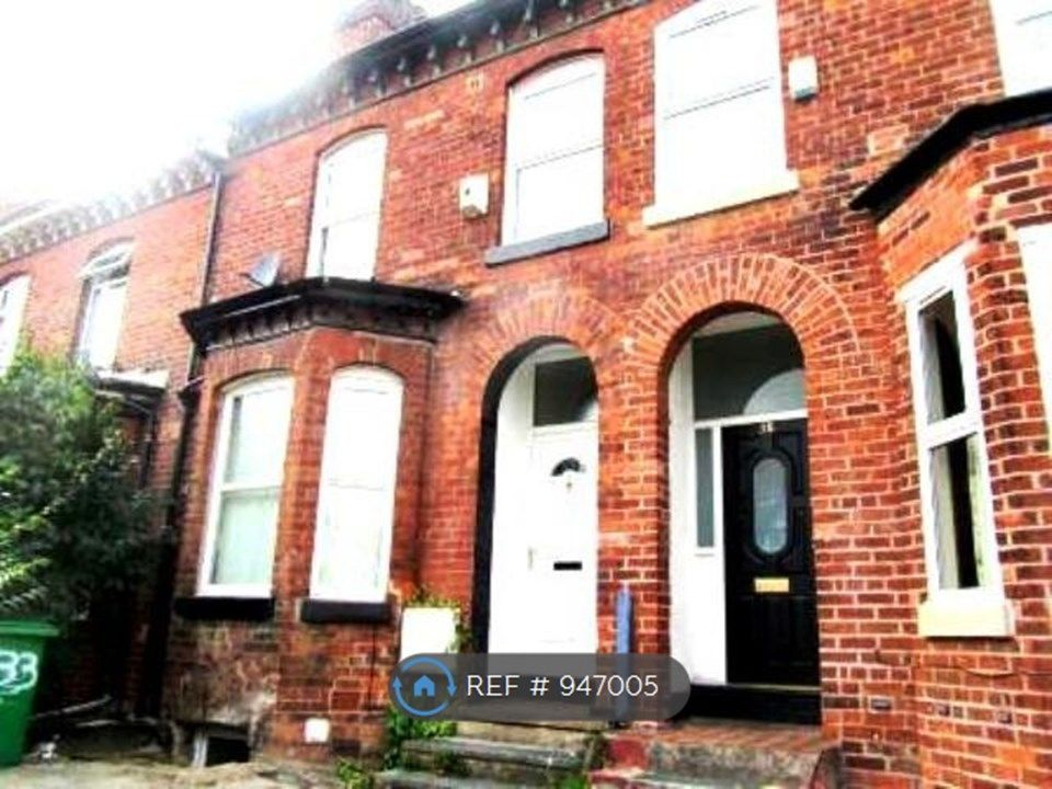 7 Bedroom Terraced to rent in Manchester, Talbot Road
