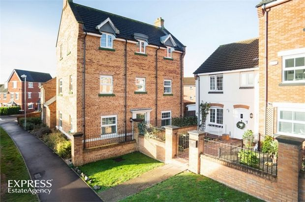 4 Bedroom Detached for sale in Corby, Northamptonshire, United Kingdom