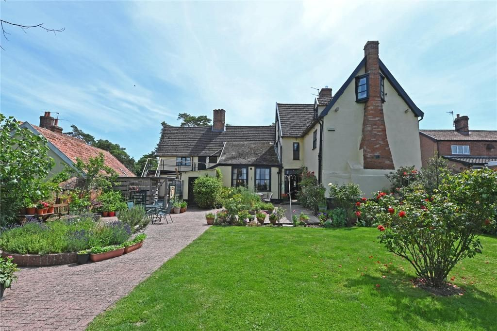 7 Bedroom Detached for sale in Diss, Rickinghall