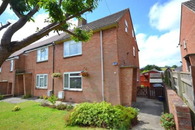 3 Bedroom Semi-Detached for sale in Bridport, Pageant Close