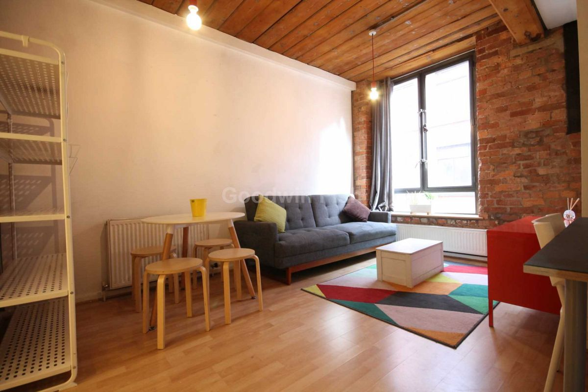 1 Bedroom Apartment to rent in Manchester, 11-21 Turner Street