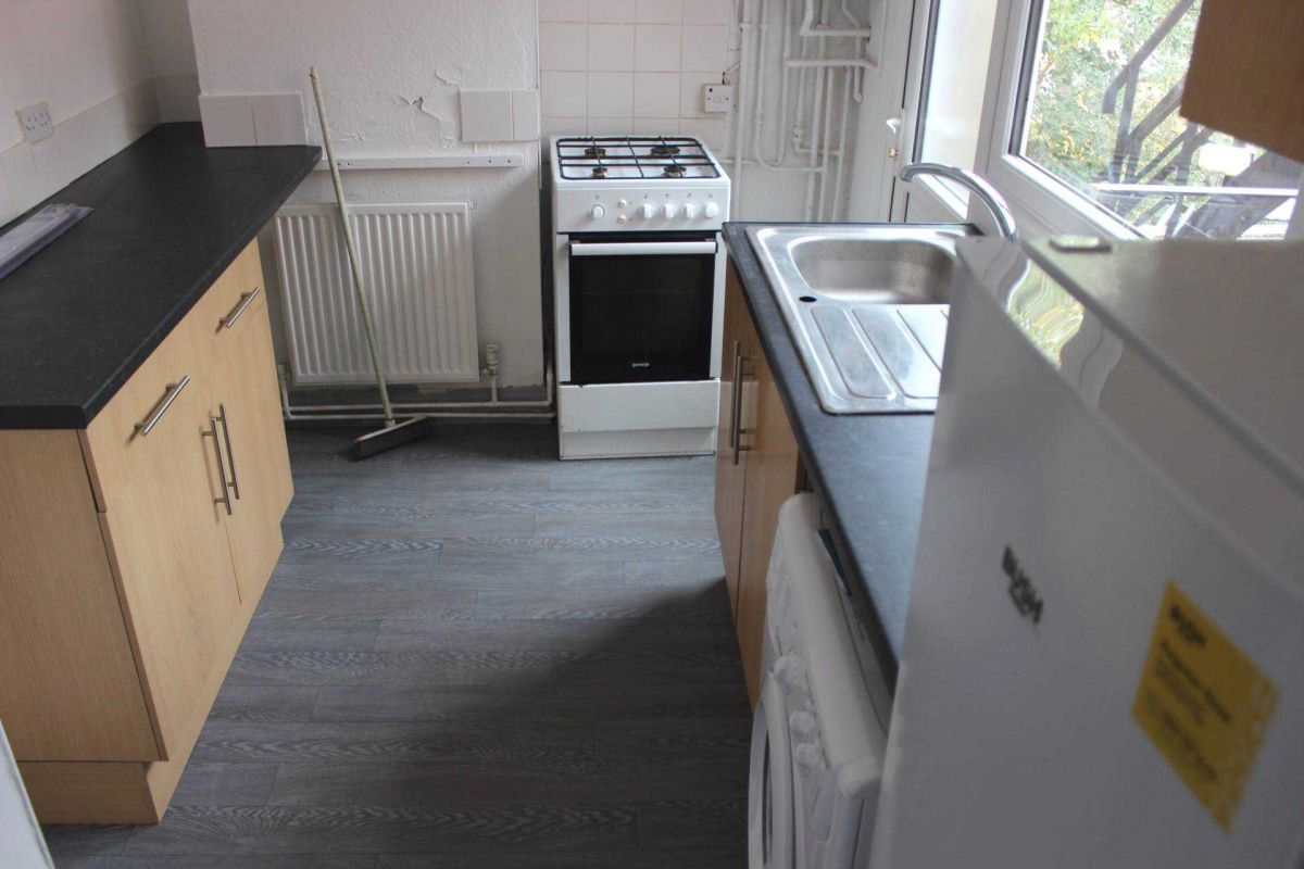 1 Bedroom Flat to rent in Leicester, Stretton Road