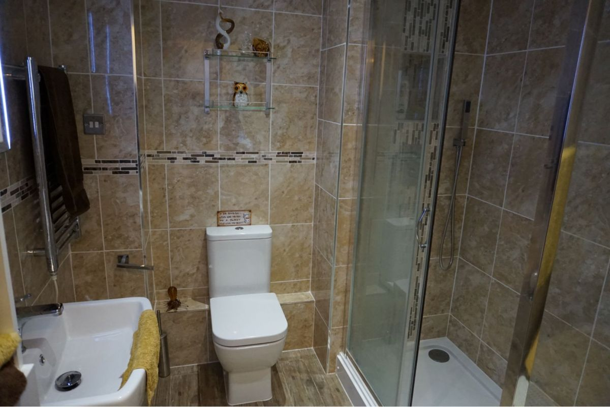 1 Bedroom Flat to rent in Barry, Glanfa Dafydd