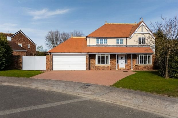 4 Bedroom Detached for sale in Hartlepool, Cleveland, United Kingdom