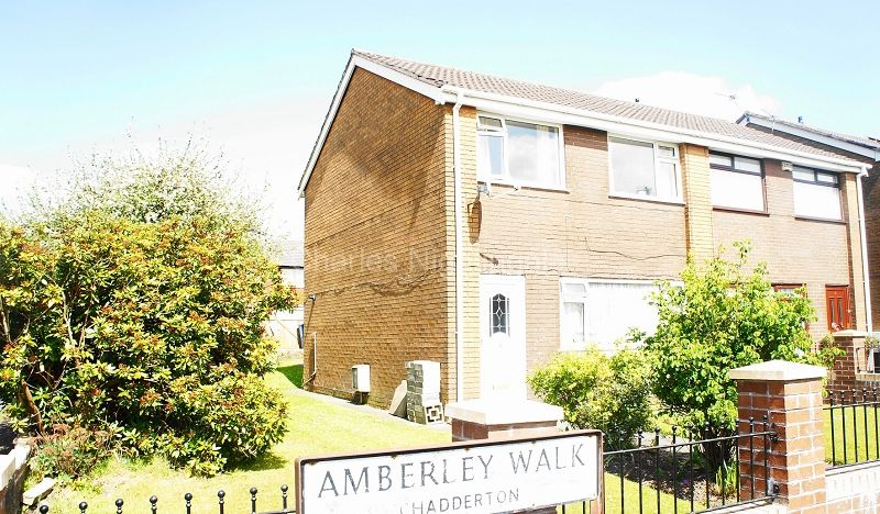 3 Bedroom Semi-Detached for sale in Oldham, Lancashire, United Kingdom