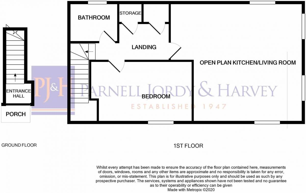 1 Bedroom Maisonette for sale in Hook, Baldwin Close