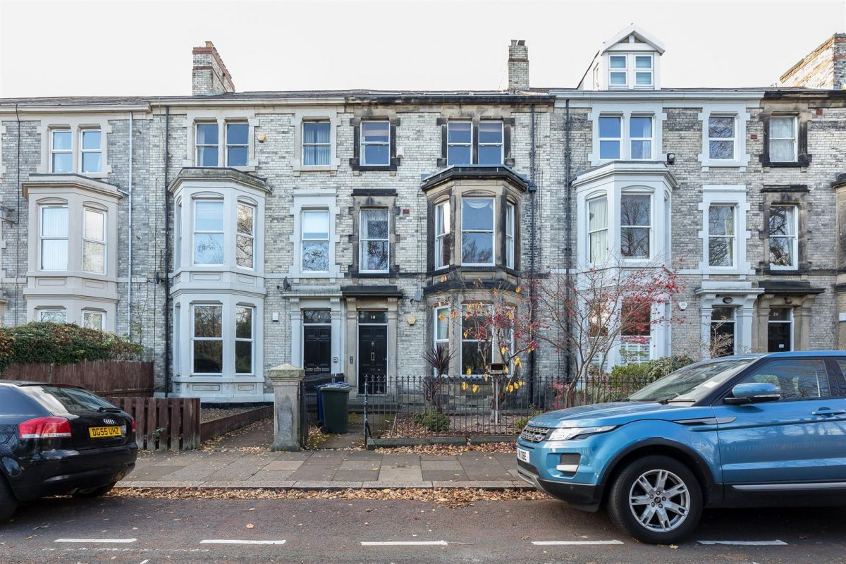 6 Bedroom Maisonette to rent in Newcastle Upon Tyne, Eslington Terrace