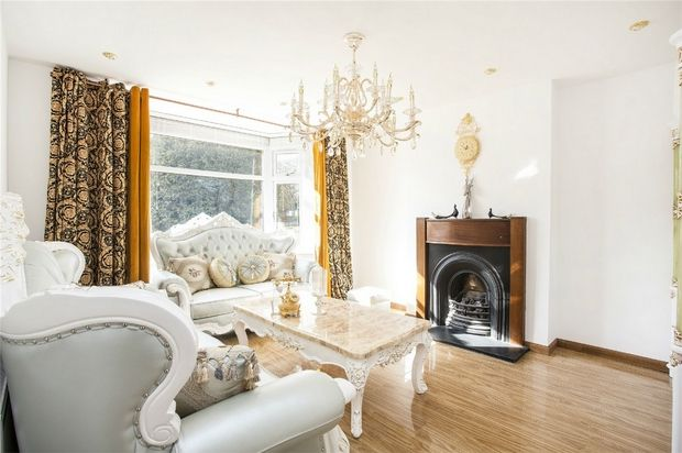 4 Bedroom Detached for sale in Acton, London, United Kingdom