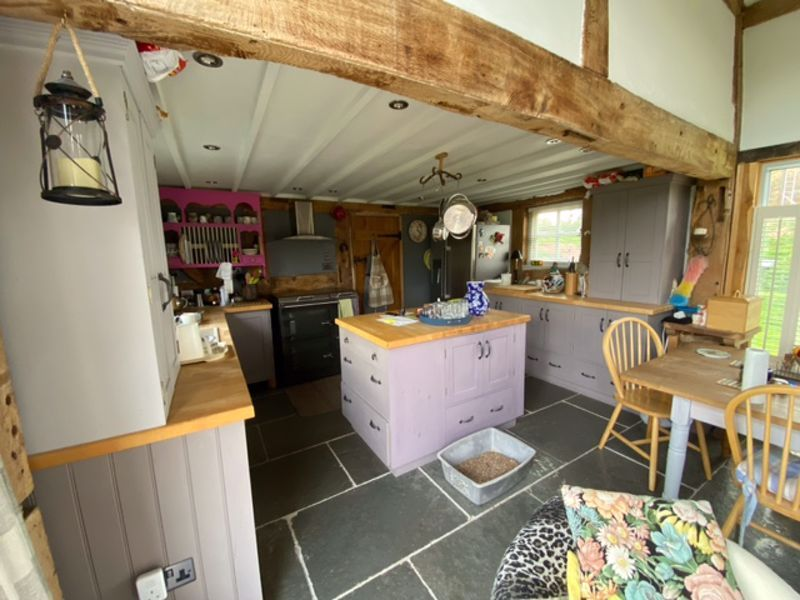 2 Bedroom Detached for sale in Tenbury Wells,