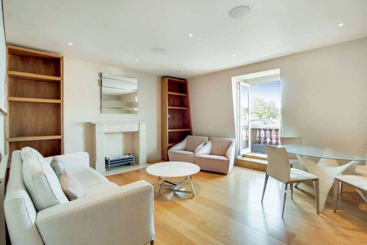 2 Bedroom Flat for sale in South Kensington, Cranley Gardens