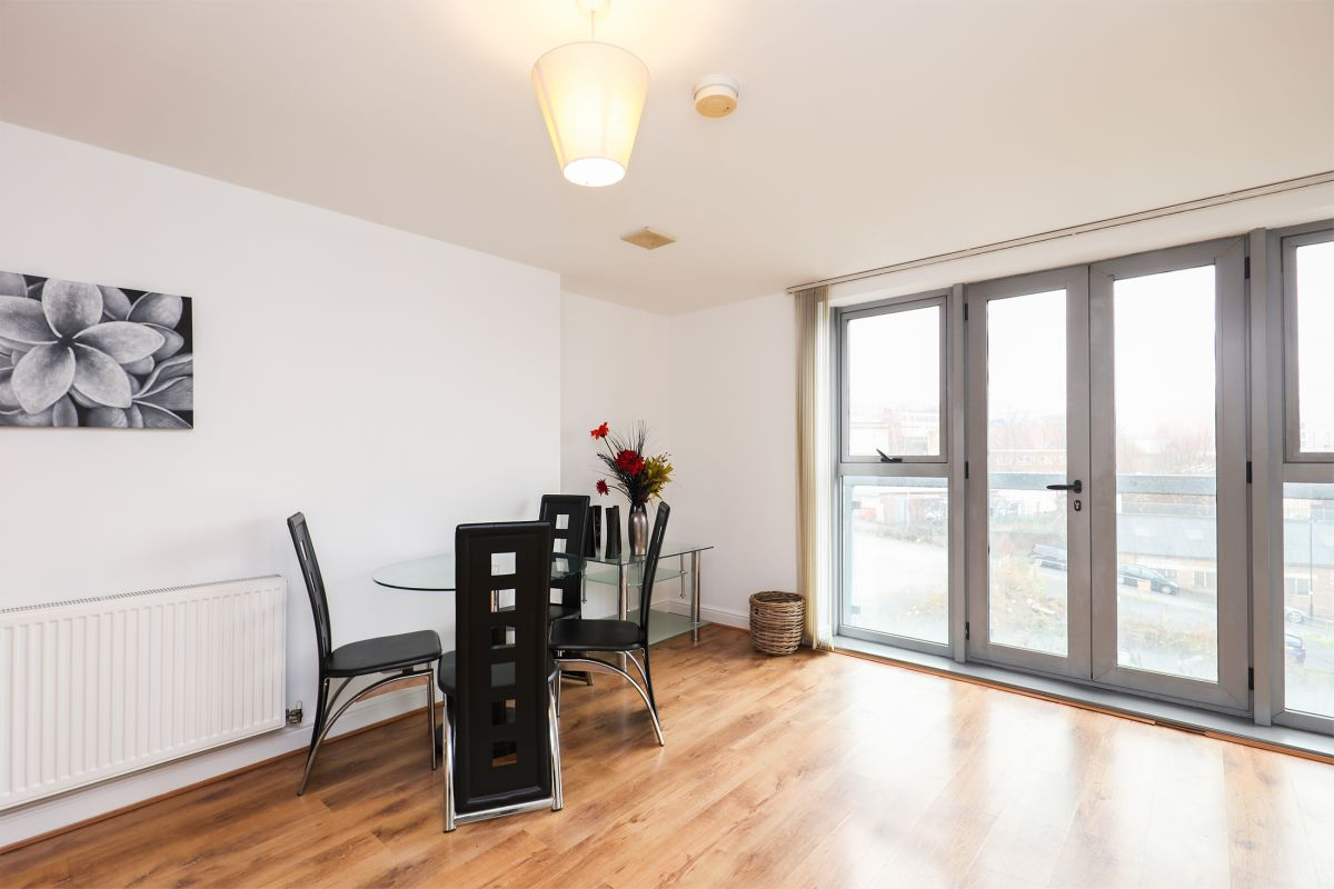 1 Bedroom Flat to rent in Sheffield, Furnace Hill