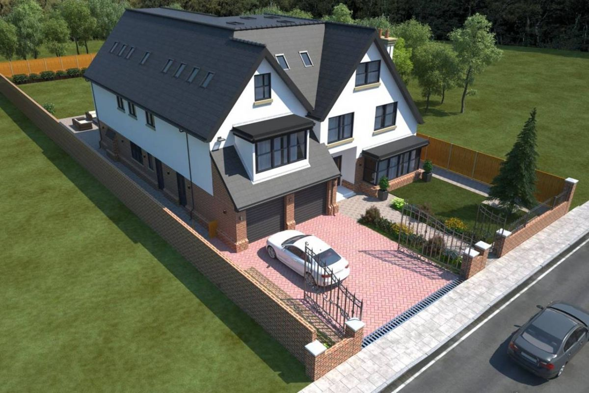 6 Bedroom Land for sale in Bromley, Edward Road