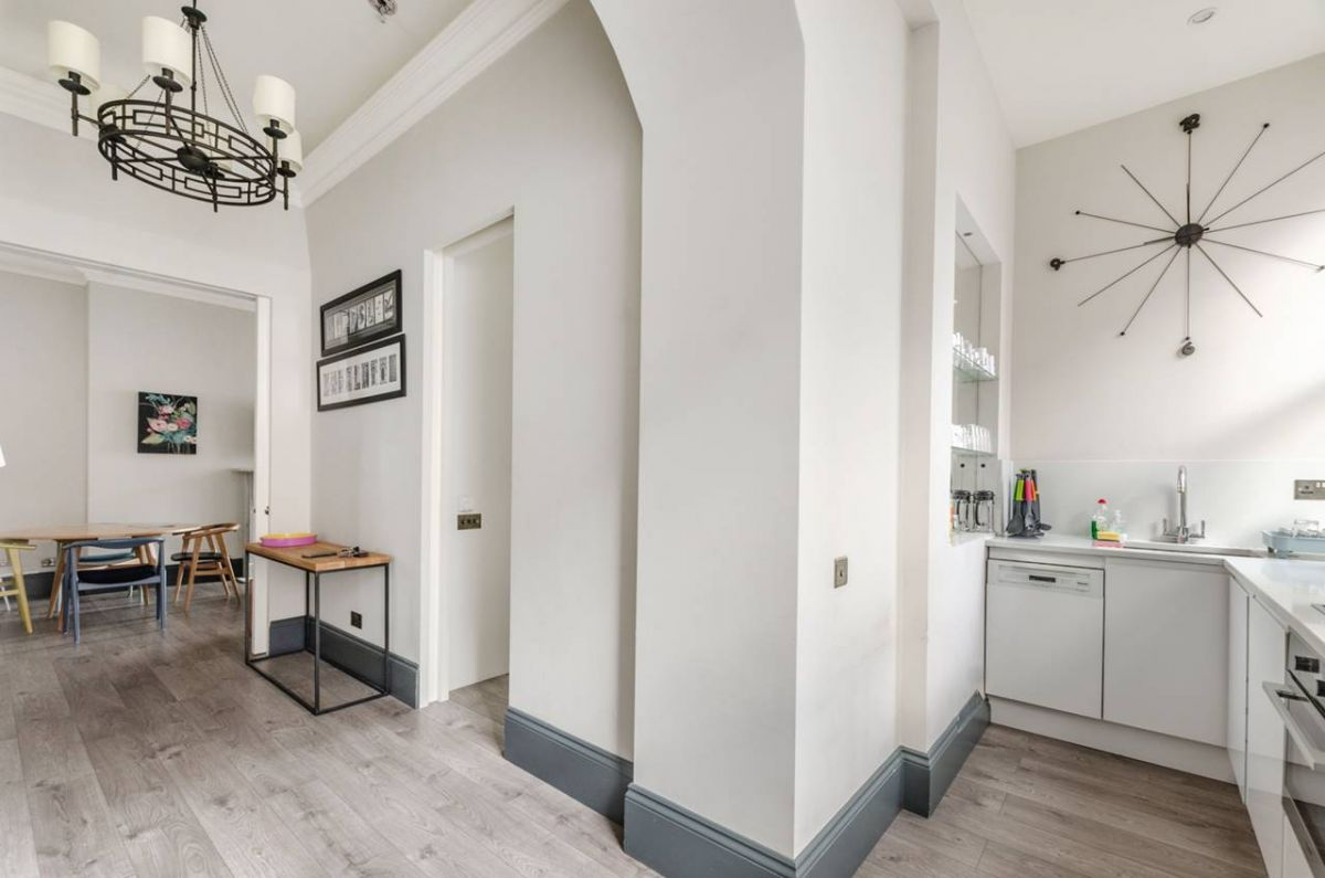 1 Bedroom Flat to rent in Chelsea, Ovington Square