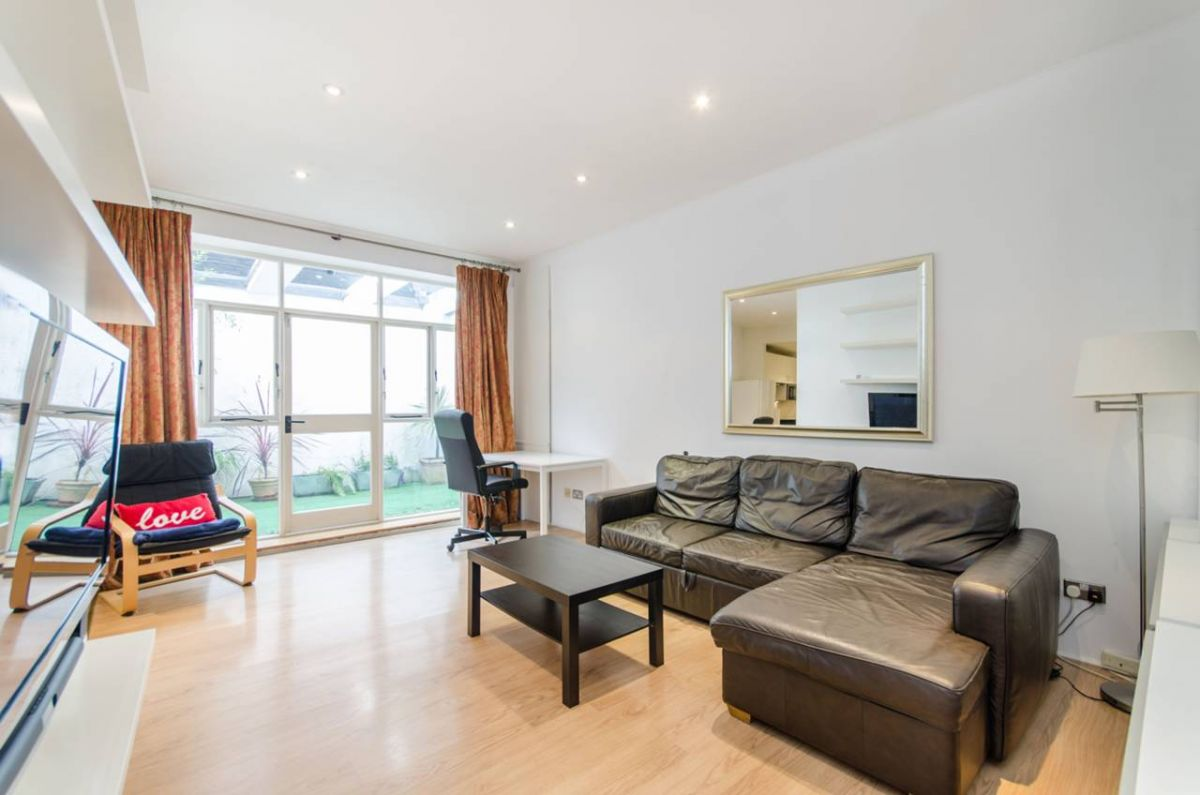 1 Bedroom Flat to rent in St Johns Wood, Plympton Street