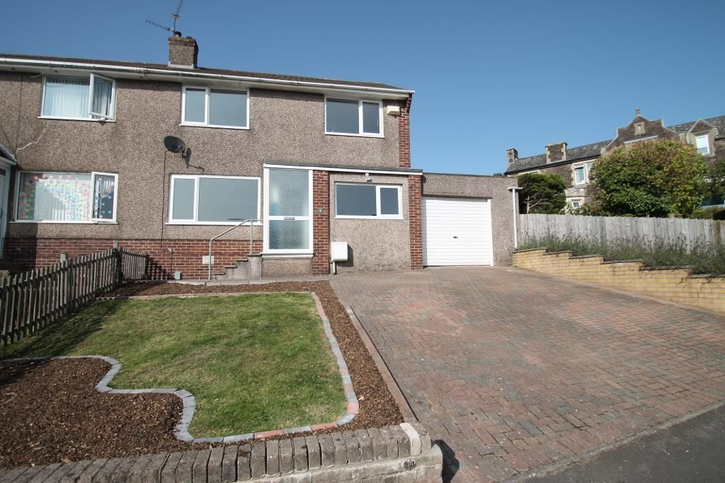 3 Bedroom Semi-Detached for sale in Newport, Glanmor Crescent