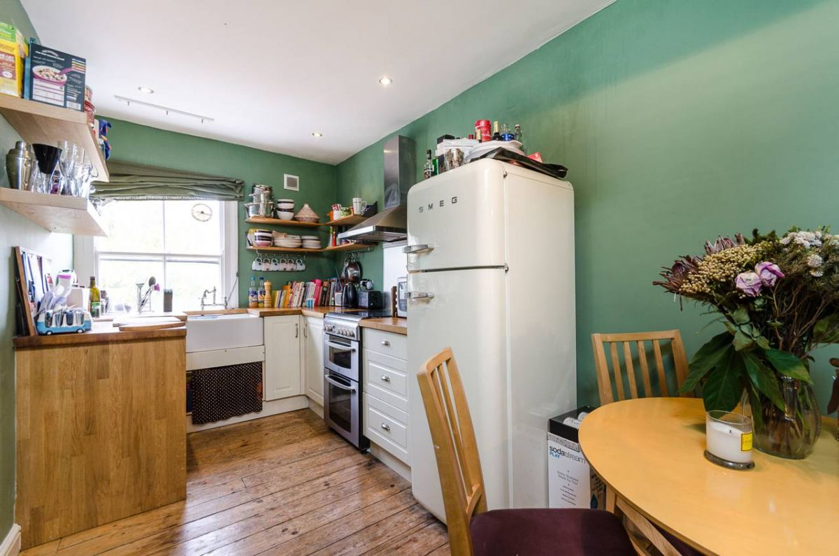 1 Bedroom Flat to rent in Herne Hill, Shakespeare Road