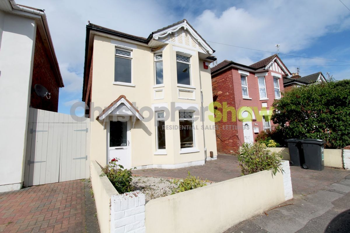 5 Bedroom House to rent in Bournemouth, Capstone Road