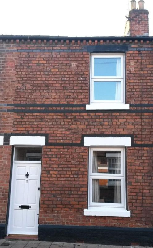 2 Bedroom Terraced to rent in Chester, 7 Tomkinson Street
