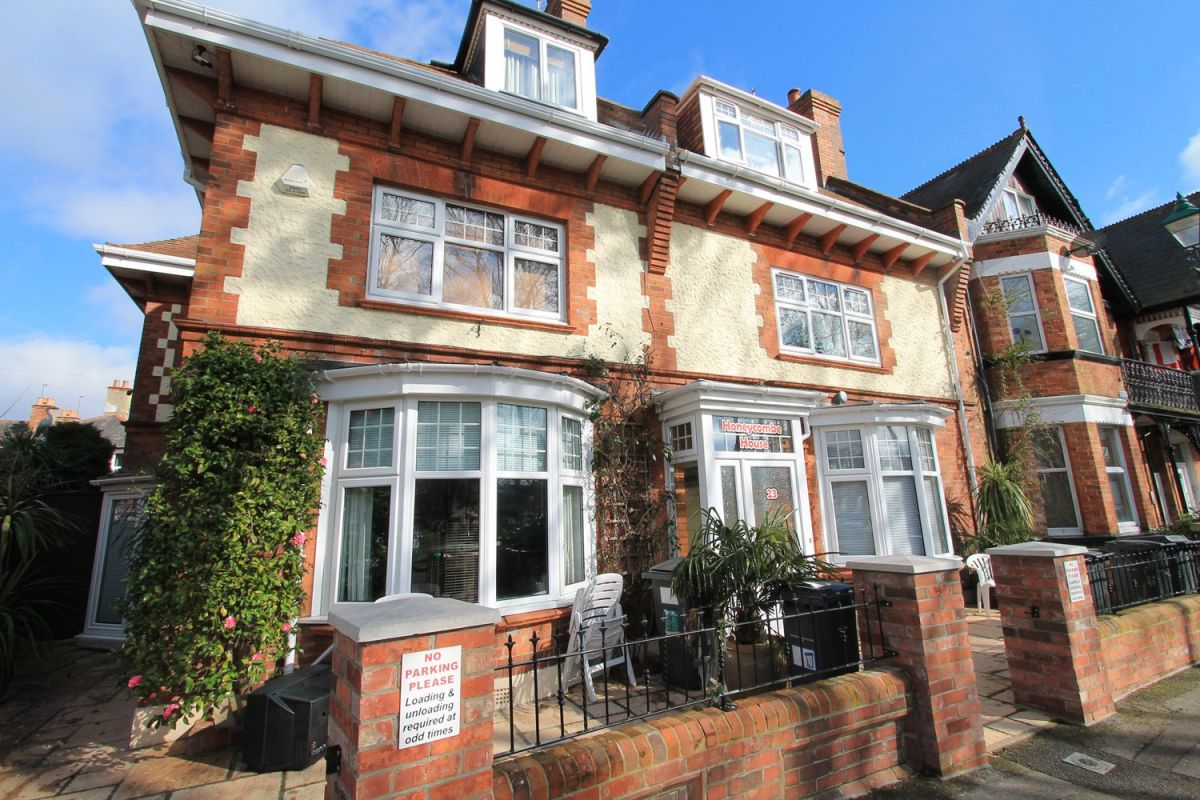 1 Bedroom House Share to rent in Bournemouth, 23 Churchill Road