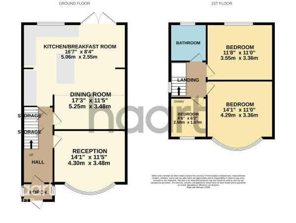 3 Bedroom Semi-Detached for sale in Enfield, Lincoln Crescent