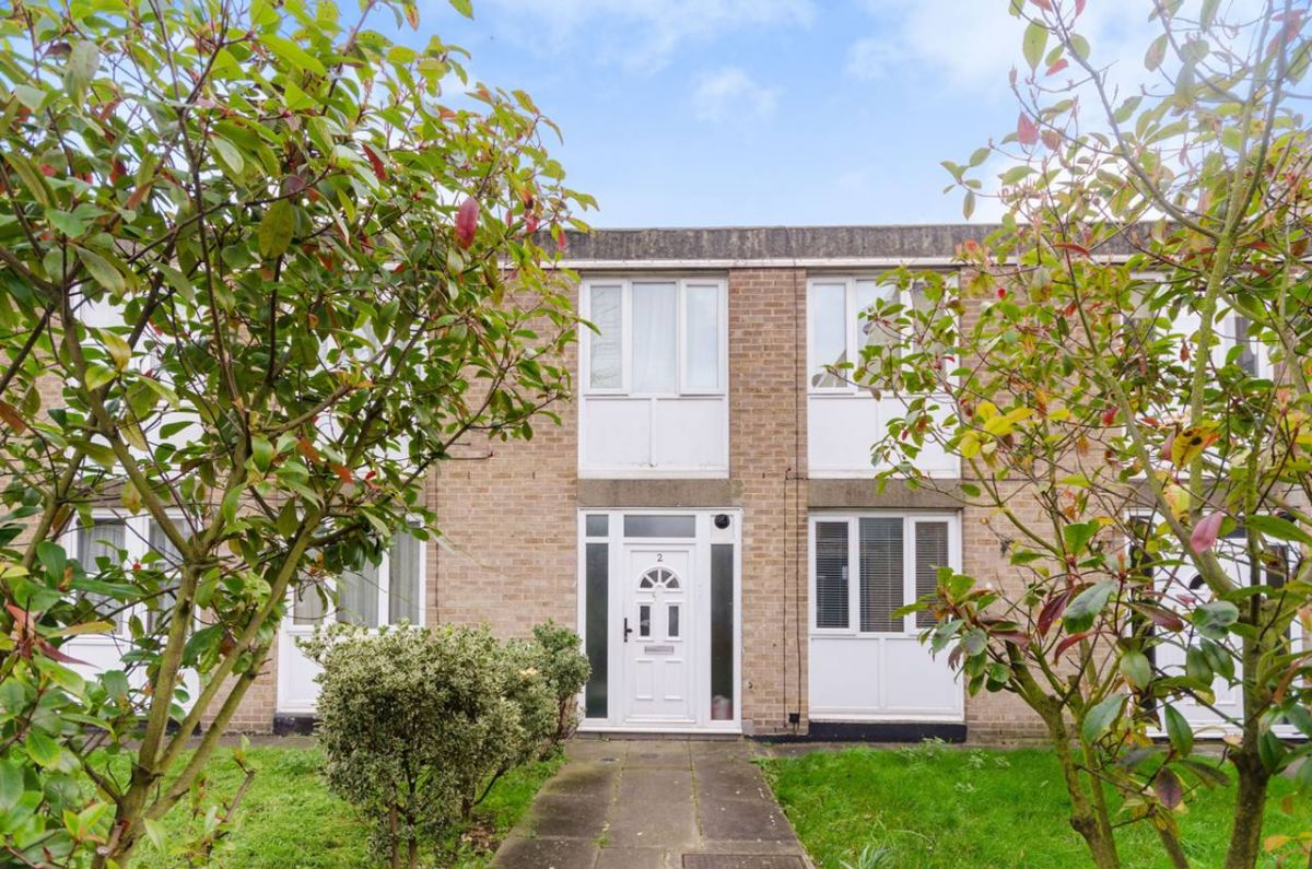 3 Bedroom Terraced for sale in Sutton, Nettlecombe Close