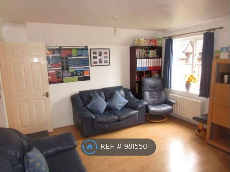 1 Bedroom Flat to rent in Reading, Southern Hill
