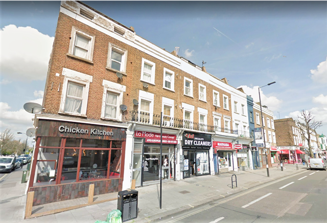 1 Bedroom Flat to rent in Shepherds Bush, Goldhawk Road