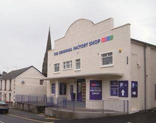 Commercial Property for sale in Llanelli, 11 CAUSEWAY STREET